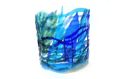 Silversides Glass Art