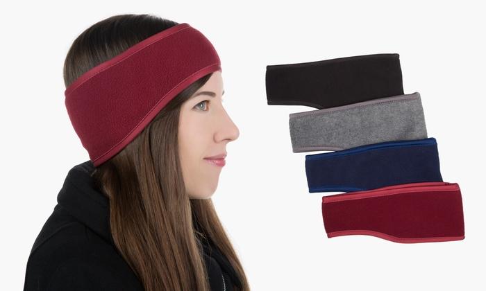 Olive Street Fleece Headbands | Groupon Exclusive