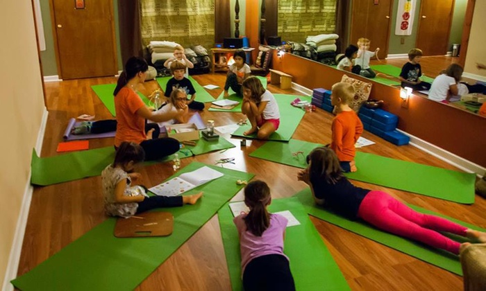 Mindful Kids Yoga