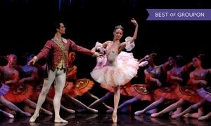 """""""Dornröschen""""  mit dem klassischen Russischen Ballett: 2 Tickets für """"Dornröschen"""" vom Klassischen Russischen Ballett aus Moskau in 3 Städten (bis zu 44% sparen)"""