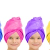 Kids' Twist N Loop Hair Towel
