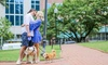 Charlotte Vibe Photography - Clanton Park - Roseland: On-Location Portrait Package or Engagement Package from CharlotteVibe Photography (Up to 83% Off)