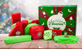75% Off Festive Bathtime Bombs