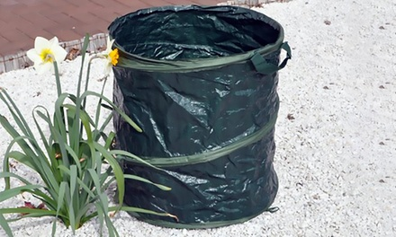 One or Two Large HeavyDuty PopUp Garden Waste Bags