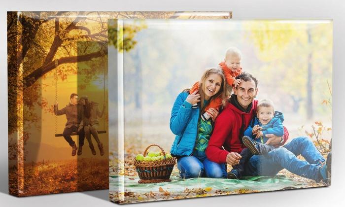 Livre photo Oriana avec taille au choix et couverture matelassée chez Printerpix dès 8,95 €