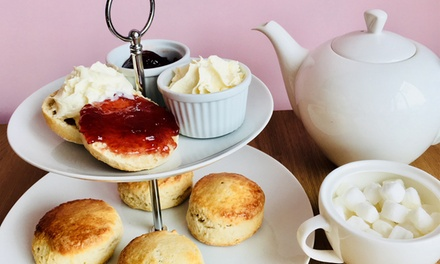 Cream or Afternoon Tea for Up to Four at Browns Cakes (Up to 54% Off)