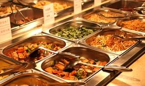 China Restaurant Sonne: Mongolisch-chinesisches All-you-can-eat-Mittags-Buffet für Zwei oder Vier im China-Restaurant Sonne (bis zu 31% sparen*)