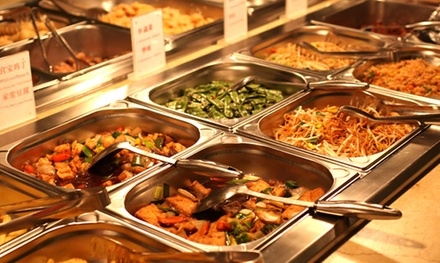 All You Can Eat Buffet Am Mittag China Restaurant Sonne Groupon