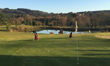 Acceso a campo de golf para 1, 2 o 4 personas desde 6,95 € en Tambre Golf