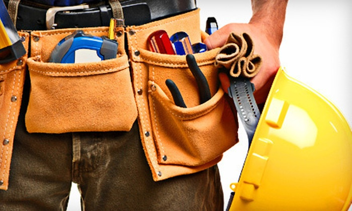 White Construction Group - Phoenix: 2, 4, or 10 Hours of Handyman Services from White Construction Group (Up to 61% Off)