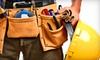 WCG - White Construction Group: 2, 4, or 10 Hours of Handyman Services from White Construction Group (Up to 61% Off)