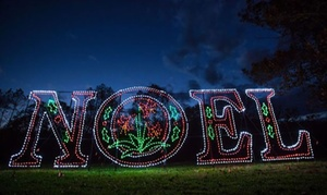 Up to 25% Off Admission to Wonderland Of Lights at Wonderland Of Lights, plus 6.0% Cash Back from Ebates.