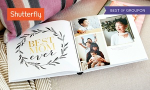 Up to 83% Off Photo Book from Shutterfly at Shutterfly, plus 9.0% Cash Back from Ebates.