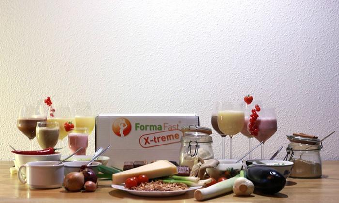 FormaFast BE - Roermond: Gezond en verantwoord afvallen met de FormaFast Xtreme 10-dagen-Box