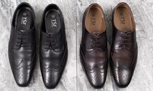 Derbies classiques cuir Redfoot