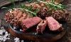 Exklusives 4-Gänge-Steak-Menü