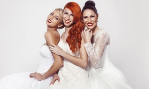 Today's Bride Magazine & Shows: Bridal-Show Visit for One, Two, or Four from Today's Bride Magazine & Shows on April 1 or July 8 (Up to 50% Off)