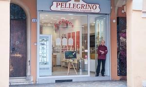 Antica Gelateria Pellegrino 1936: 1 o 2 kg di gelato artigianale a scelta da asporto all'Antica Gelateria Pellegrino 1936 in centro (sconto fino a 53%)