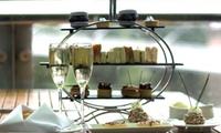 Afternoon Tea with Prosecco for Two or Four at The River Bar and Restaurant at The Lowry Hotel (Up to 42% Off)
