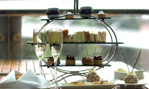 The River Bar & Restaurant at The Lowry Hotel: Afternoon Tea with Prosecco for Two or Four at The River Bar and Restaurant at The Lowry Hotel (Up to 42% Off)