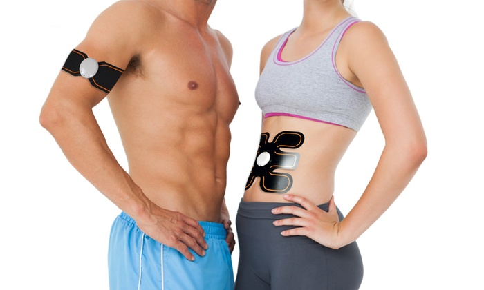 Jocca Muscle Stimulators | Groupon Goods