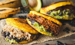 Up to 48% Off at Pica Pica Arepa Kitchen at Pica Pica Arepa Kitchen, plus 9.0% Cash Back from Ebates.