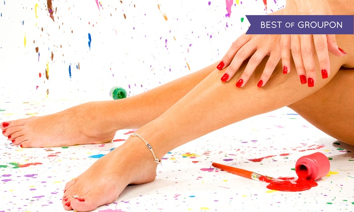 L.A. Quinn MD - Jacksonville Beach: $132 for Consultation with Three Sclerotherapy Spider-Vein Removal Treatments at L.A. Quinn MD ($900 Value)