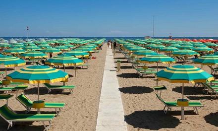Rimini: 7 notti con mezza pensione a 29euro