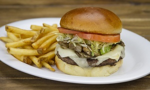Beef O'Brady's: $11 for $20 Worth of American Food at Beef O Brady's