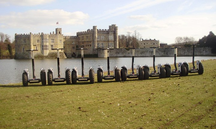 90-Minute Segway Twilight Castle Tour for One or Two with Southern Segway