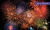 Pyro World Championat - MAFZ Erlebnispark Paaren,: Pyro World Championat mit 3 Feuerwerkshows am 23.09.2017 im MAFZ Erlebnispark Paaren im Glien (50% sparen)