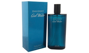 Davidoff Cool Water Eau de Toilette for Men (1.35, 4.2, or 6.7 Fl. Oz.)