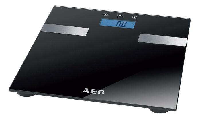 Impédancemètres AEG 7 en 1 design, avec 3 coloris au choix et un écran LCD, dès 18,98€ (68% de réduction)
