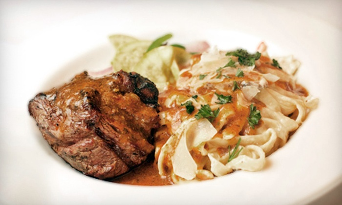 Michael Forbes Bar & Grille - Kansas City: $10 for $20 Worth of American Fare and Drinks at Michael Forbes Bar & Grille