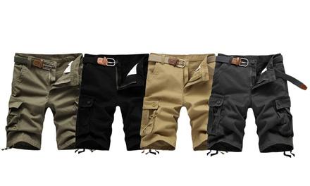1x oder 2x Preston Sommer Shorts für Herren in der Farbe und Größe nach Wahl