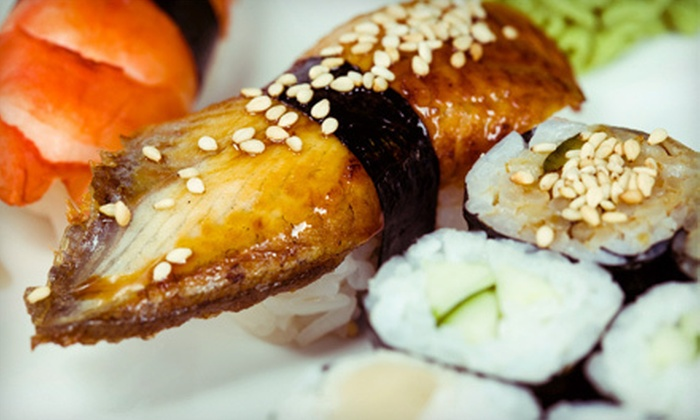 Tokyo Japanese Restaurant - Broken Arrow: Japanese Fare for Lunch or Dinner at Tokyo Japanese Restaurant in Broken Arrow (Up to 52% Off)
