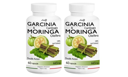 60 of 120 Garcinia Cambogia en Morina capsules van Line@Diet