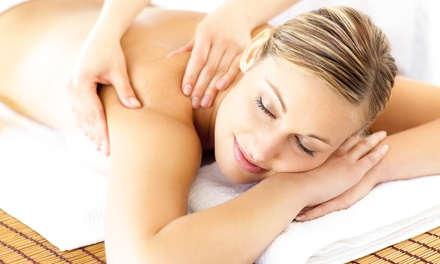 One or Three 60-Minute Massages at Hoffman Family Chiropractic & Wellness Center (Up to 56% Off)