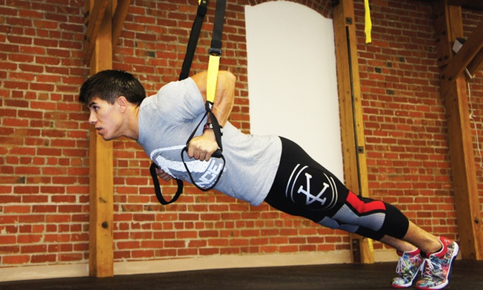 ThirdSpace Fitness - San Jose: 10 CrossFit or TRX and Yoga Classes at ThirdSpace Fitness (80% Off). Two Options Available.