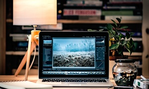 The Shaw Academy: Adobe Lightroom Certification Course from The Shaw Academy (97% Off)
