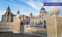 Liverpool: 1 Night For Two in Twin or King Room with Breakfast, Pizza and Pint of Beer or Cocktail at Days Inn Liverpool