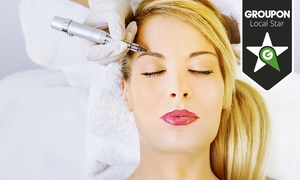 Inches Beauty Salon: Semi-Permanent Make-Up For Eyebrows or Eyeliner for £79 at Inches (Up to 80% Off)