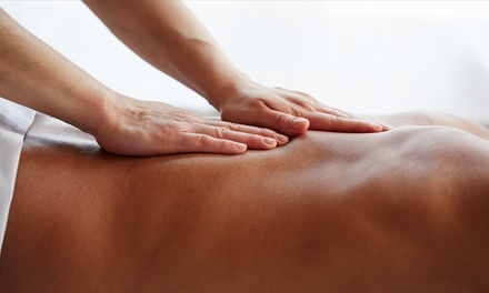 75 or 90-Minute Swedish or Firm Pressure Massage with Facial or Foot Reflexology at TMT Spa (Up to 63% Off)