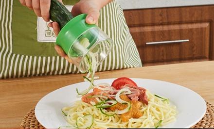 Handheld Vegetable Spiraliser: One ($9.95) or Two ($15)