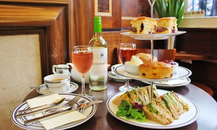 Afternoon Tea for Two at Centenary Lounge (26% Off)