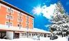 Hotel Holidays - Roccaraso: Roccaraso: 1, 2 o 3 notti per 2 persone in camera matrimoniale standard con mezza pensione all'Hotel Holidays