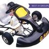 Fino a 2 gare di campionato in Go-Kart 4 tempi