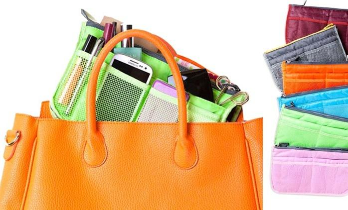 Handtaschen-Organizer in der Farbe nach Wahl (bis zu 89% sparen*)