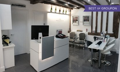 image for Gel Manicure and Optional Pedicure with a Glass of Bubbly at The Skin Center, Reading (Up to 75% Off)