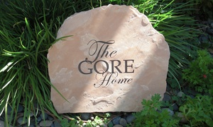 La Jolla Stone Etching: Up to 50% Off Stone Etching at La Jolla Stone Etching